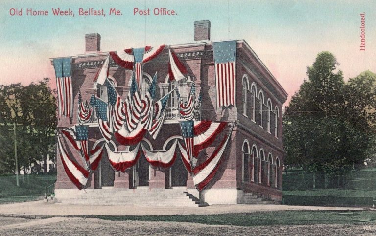 Burton-old-Belfast