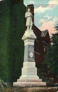 Monument Fort Scott Kansas