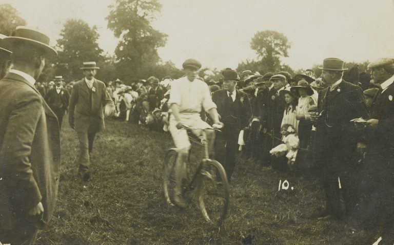 Worle Harvest Festival, 1912